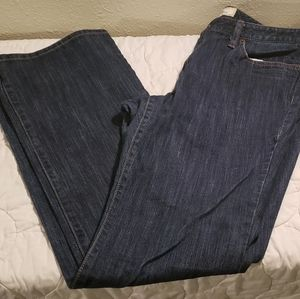 Ann Taylor loft womens boot cut jeans
